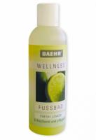 Wellness Fußbad Фруктовая ванна для ног с экстрактом лайма