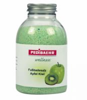 Fußbadesalz Apfel Kiwi Соль для ванны с экстрактом яблока и киви