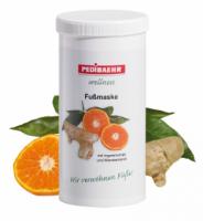 Fußmaske Маска для ног с мандариновым маслом и экстрактом имбиря