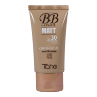 Матирующий крем для лица SPF 30. BB cream matt