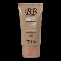 Матирующий крем для лица SPF 30. BB cream matt