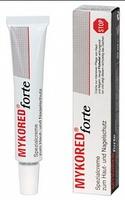 Mykored Forte Creme Защитный противогрибковый крем для ног