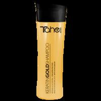 Шампунь Tahe Gold Shampoo с аргановым маслом и чистым кератином