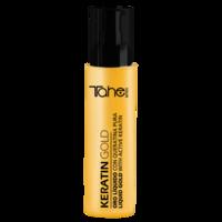 Аргановое масло Tahe Keratin Gold для секущихся кончиков термозащитное