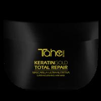 Маска для интенсивного питания волос с кератином и керамидами Total Repair Mask