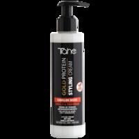 Крем Tahe Gold Protein с протеинами для сухих волос