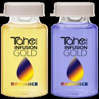 Эмульсия Tahe Botanic Infusion Gold Radiance для светлых волос