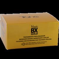 Сыворотка Tahe Magic BX Gold для увлажнения и уплотнения волос
