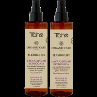 Экологический спрей для фиксации укладки Tahe Organic Care Flexible Fix