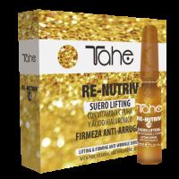 Лифтинг-ампулы Tahe RE-NUTRIV-LIFTING SERUM с витамином С и Гиалуроновой кислотой