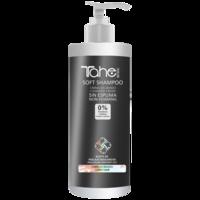 Мягкий шампунь Tahe Shampoo Soft Curly для кудрявых волос
