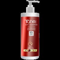 Крем-шампунь Tahe Shampoo Soft Solar/Sun солнцезащитный